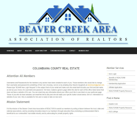 Beaver Creek Area Association of Realtors