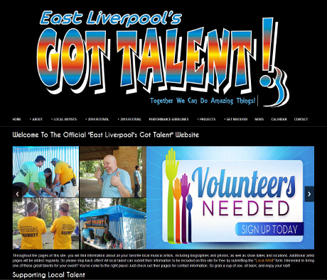 East Liverpool's Got Talent