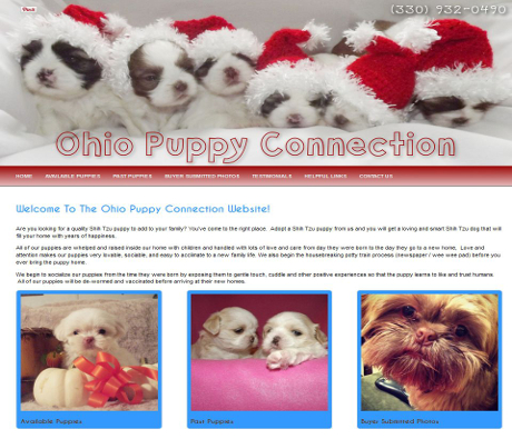 Ohio Puppy Connection