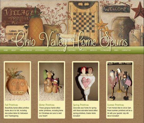 Ohio Valley Home Spuns