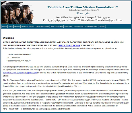 Tuition Mission Foundation