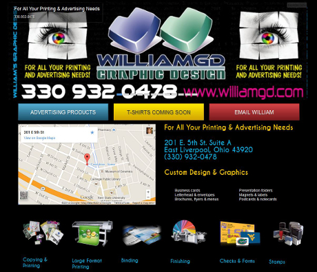 William's Graphic Design